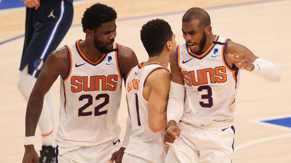 Suns vs. Pelicans Odds, Picks & Predictions: Phoenix Has Edge in Matchup of Struggling Teams article feature image