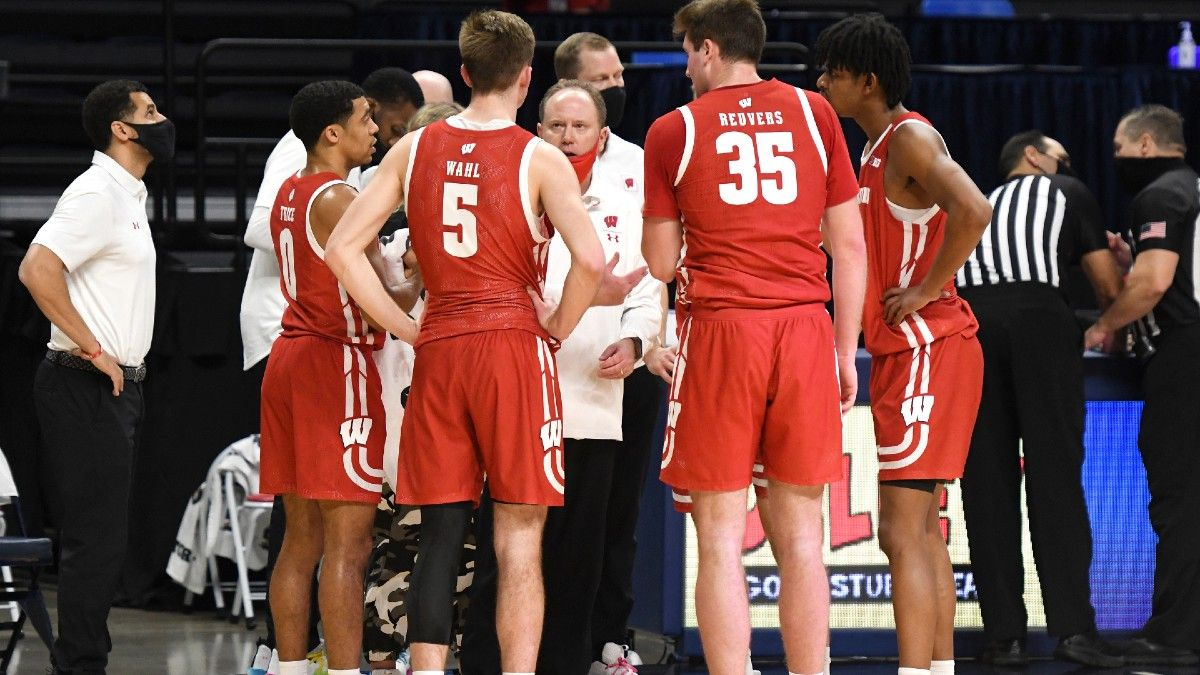 College Basketball Odds & Pick for Wisconsin vs. Illinois: Bet Badgers to Cover as Road Underdogs article feature image