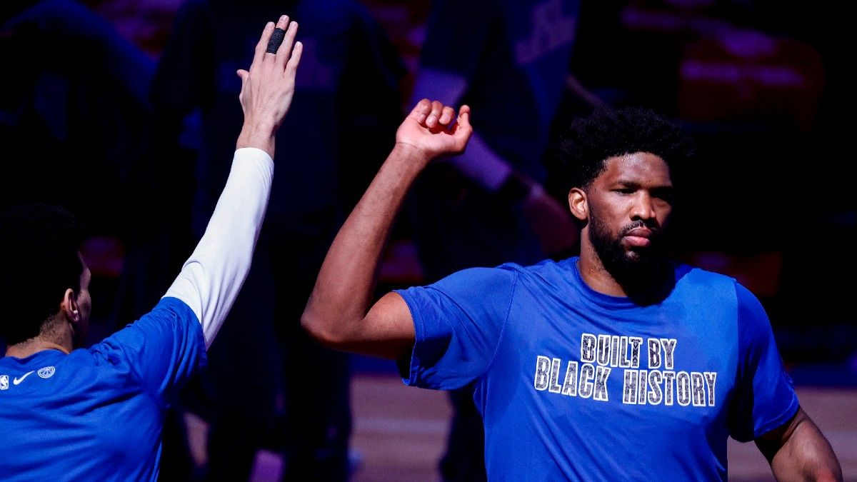 Nets vs. 76ers NBA Odds & Picks: Philly Should Feast if Joel Embiid Plays article feature image