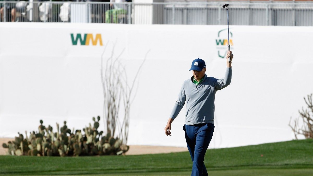 Waste Management Open: Jordan Spieth Defying the Model Xander Schauffele Is Trying to Prove article feature image
