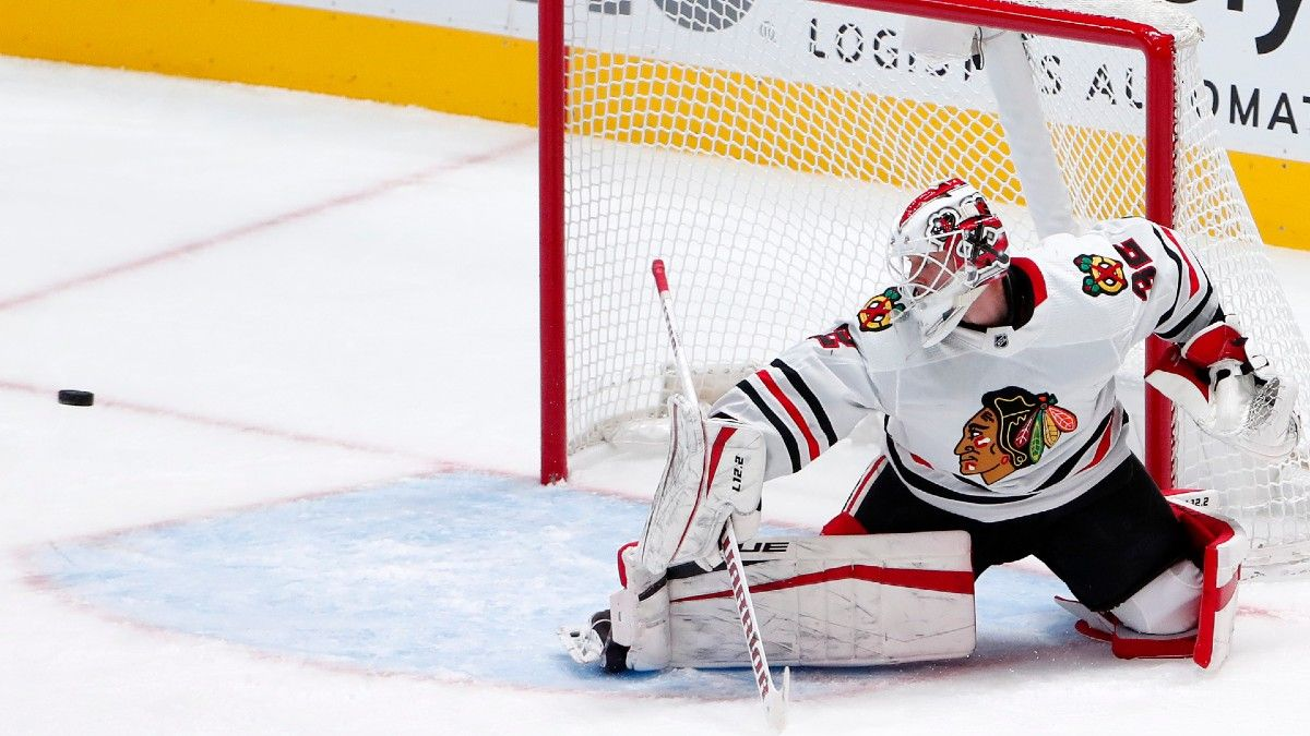 Blue Jackets vs. Blackhawks NHL Odds & Pick: The Under is the Smart Play in Chicago article feature image