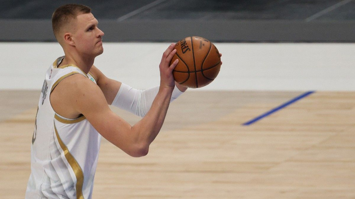 NBA Odds & Picks for Mavericks vs. 76ers: If Porzingis Sits, the Under Hits (Thursday, Feb. 25) article feature image