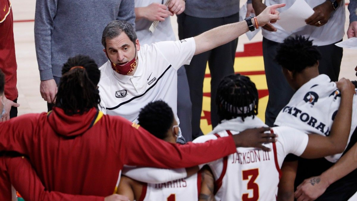 Oklahoma vs. Iowa State College Basketball Odds & Pick: Betting Value Lies With Cyclones article feature image