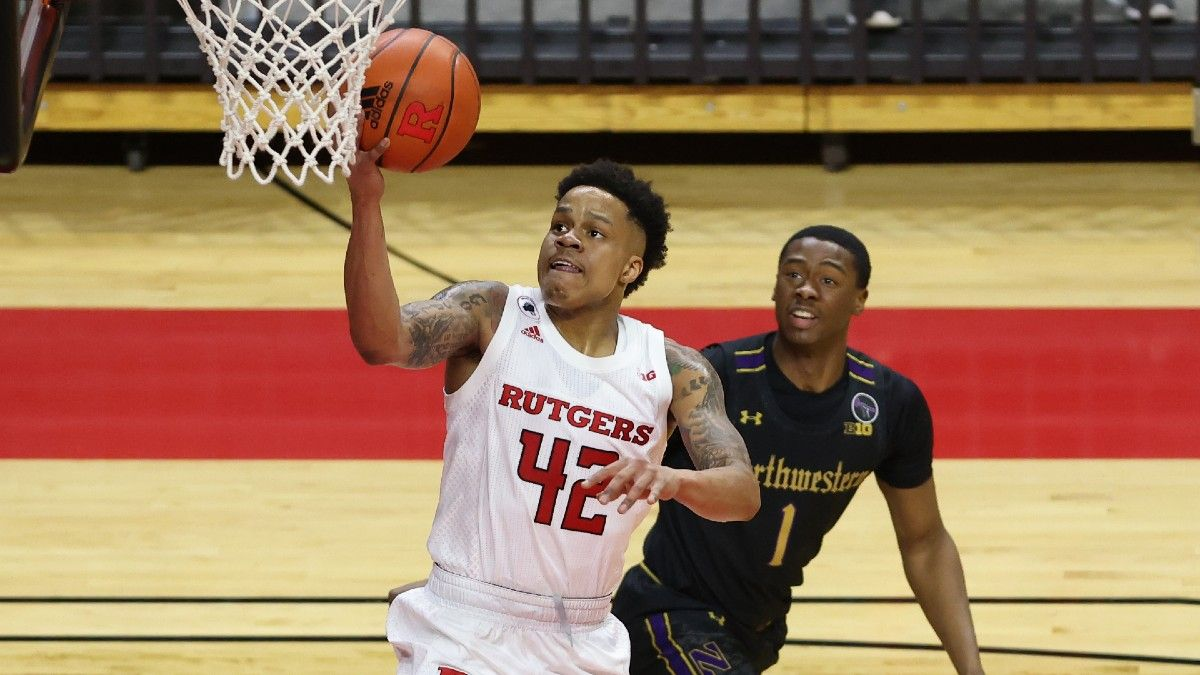 Odds & Pick for Rutgers vs. Michigan College Basketball: Back Scarlet Knights to Cover With Strong Defense article feature image