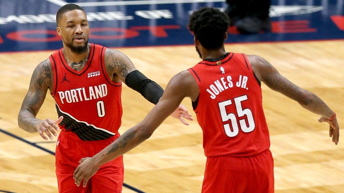 Wizards vs. Trail Blazers NBA Odds & Pick: Portland Should Prevail in Heat-Check Matchup article feature image