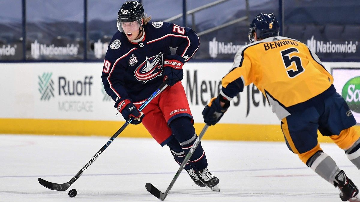NHL Odds & Pick for Predators vs. Blue Jackets: Second Verse Should Be Same as First For Columbus article feature image