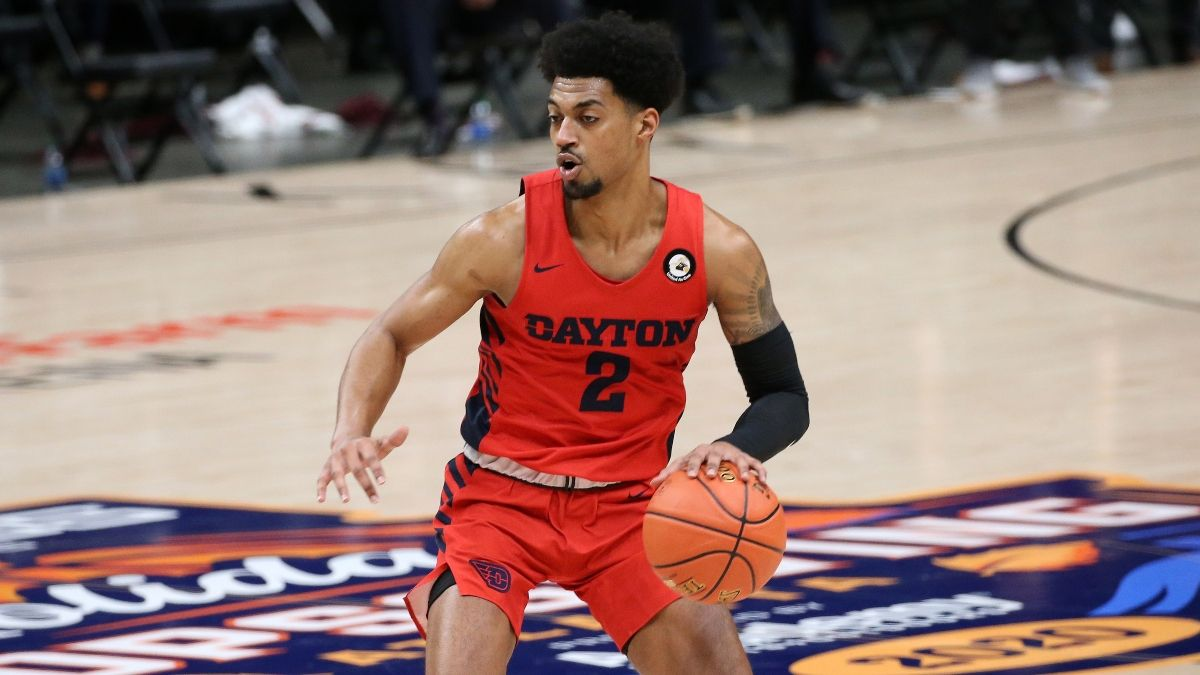 College Basketball Odds & Picks for Dayton vs. Rhode Island: Tuesday's Spread Betting Edge article feature image
