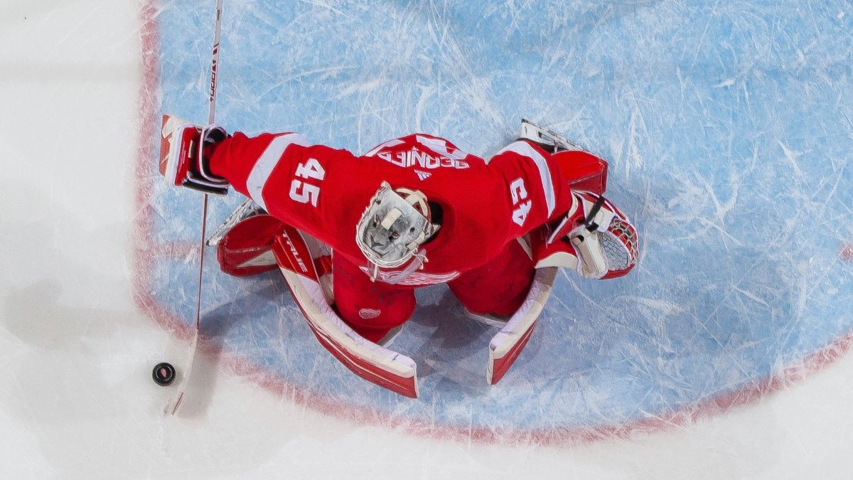 NHL Odds & Pick for Red Wings vs. Blackhawks: Expect Defensive Struggle in Saturday Showdown (Feb. 27) article feature image