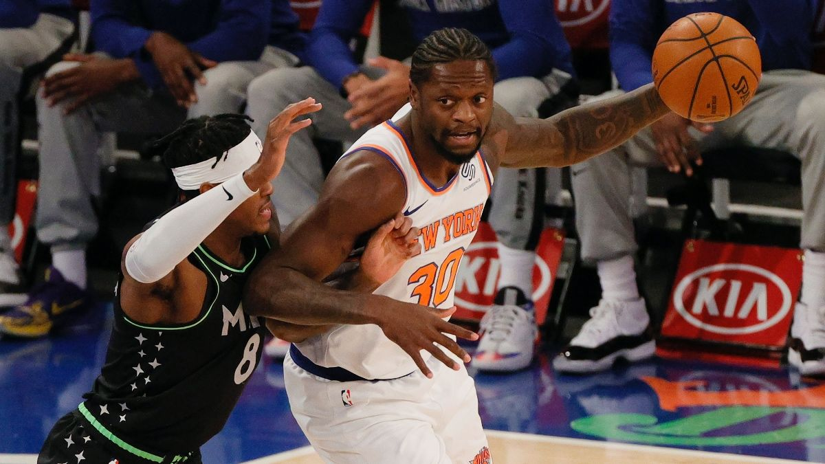 Thursday NBA Odds & Picks: Our Staff's Favorite Bets for Kings vs. Knicks, More (Feb. 25) article feature image