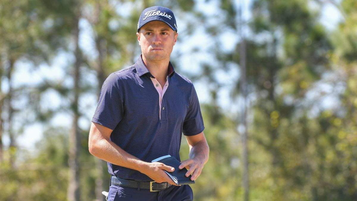 Vincenzi: Bet Justin Thomas to Win WGC-Workday Championship at the Concession article feature image