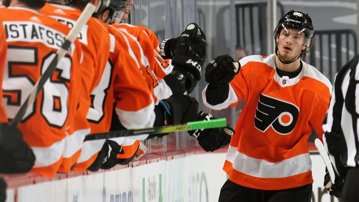 NHL Odds & Pick for Rangers vs. Flyers: Back Philadelphia Against Struggling New York Attack article feature image