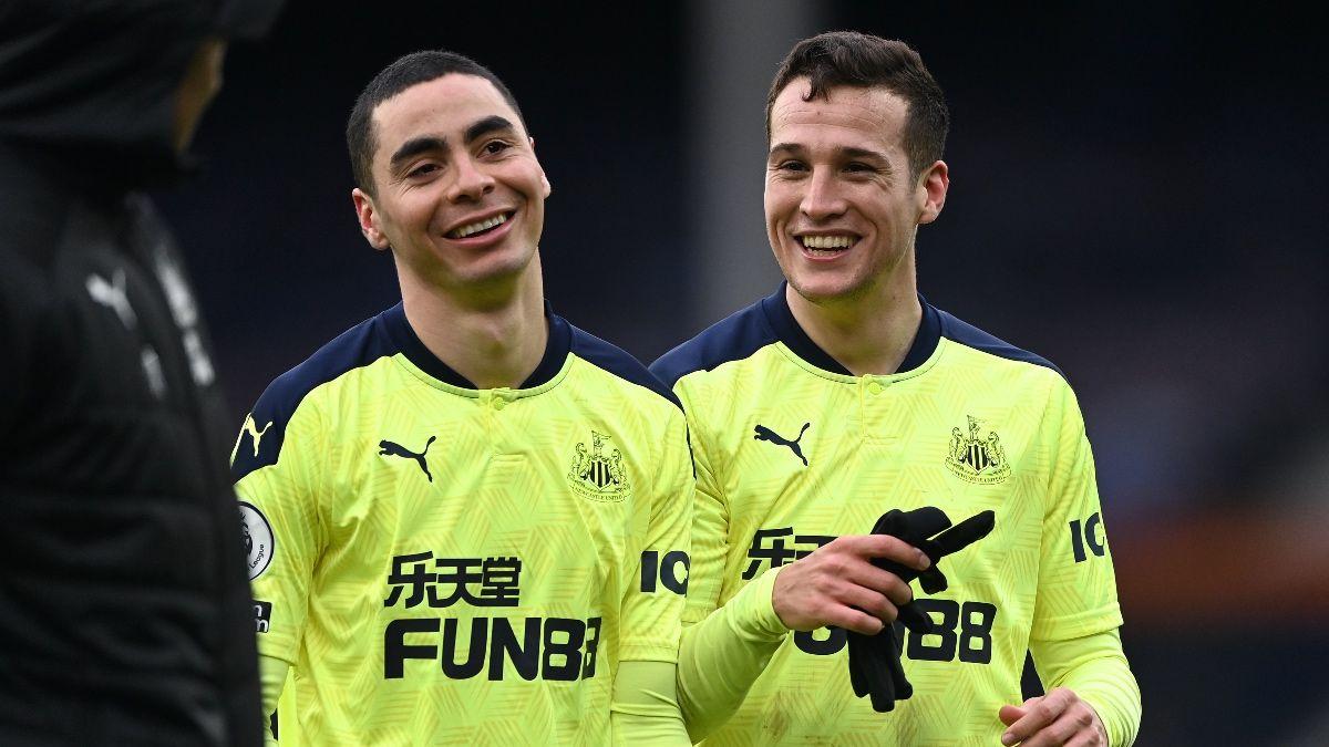 English Premier League Betting Odds & Picks for Newcastle United vs. Southampton (Saturday, Feb. 6) article feature image