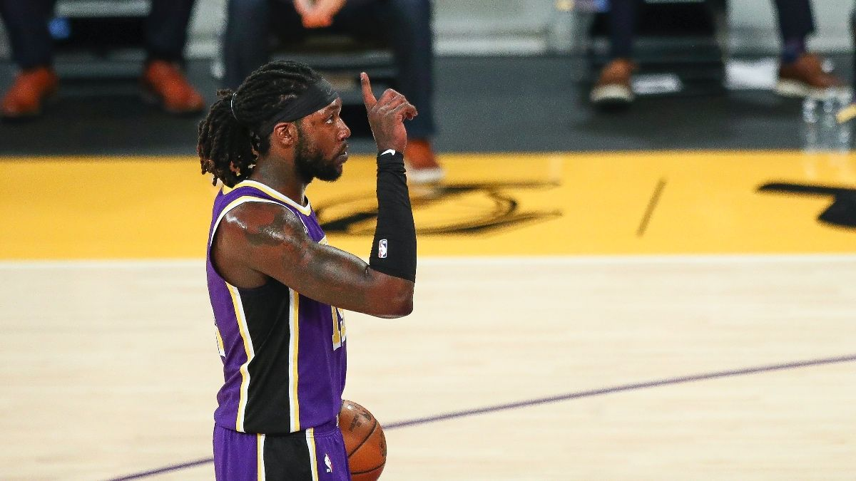 Thursday NBA Player Prop Bets, Picks: Lakers' Harrell Should Flourish in Davis' Absence (Feb. 18) article feature image