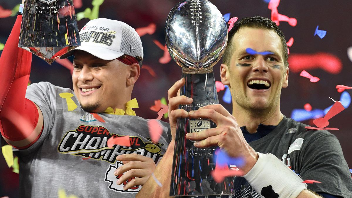 Why Tom Brady Has More On The Line Than Patrick Mahomes In This Super Bowl article feature image