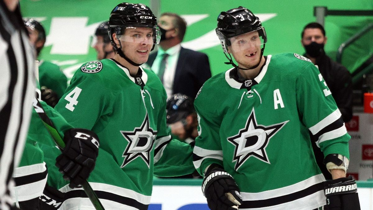 NHL Betting Odds & Picks for Stars vs. Blue Jackets: Expect Little Offense From Columbus (Feb. 2) article feature image