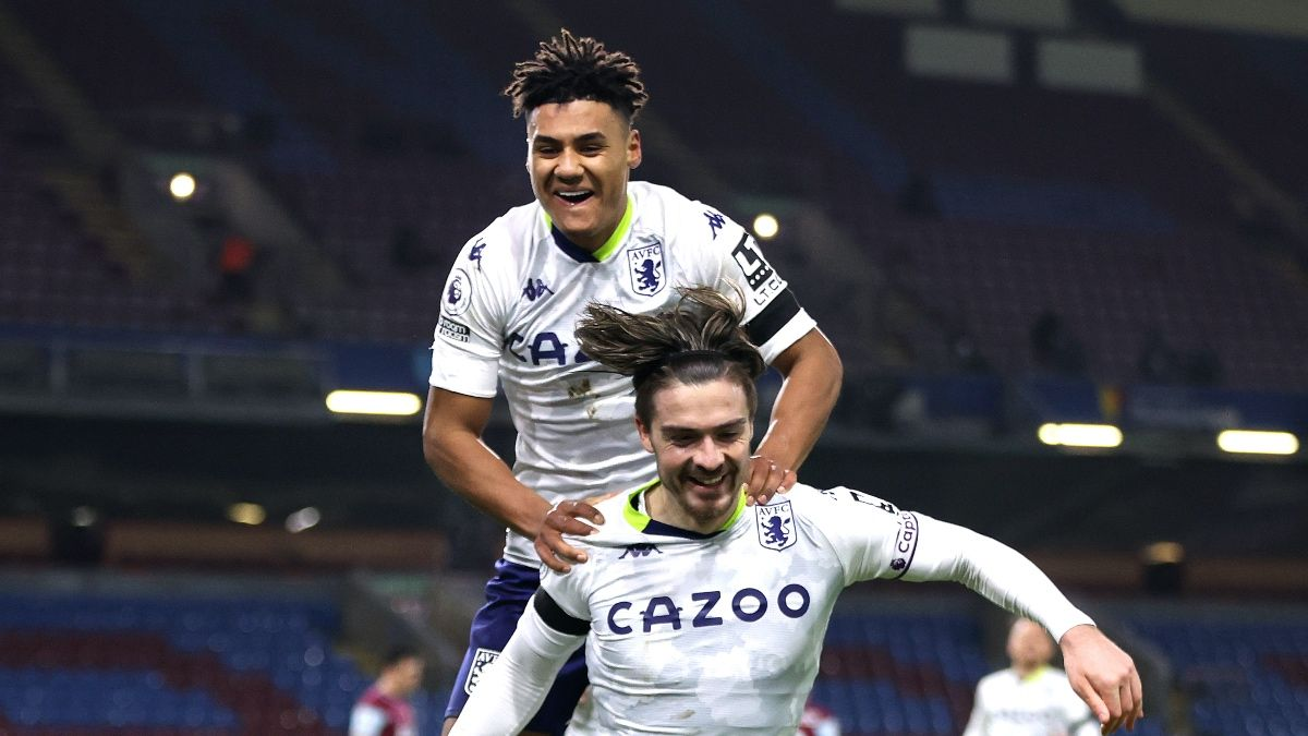 English Premier League Odds & Picks: How to Bet Aston Villa vs. West Ham United (Wednesday, Feb. 3) article feature image