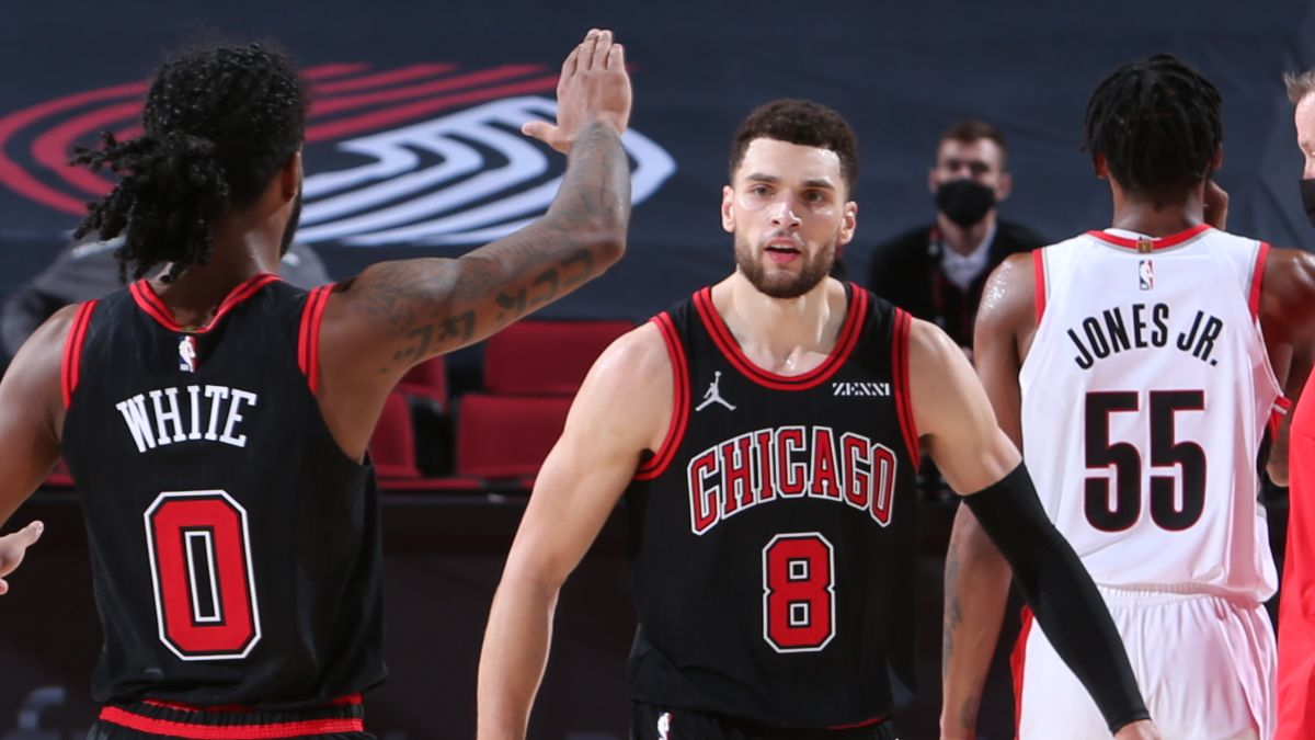 NBA Odds & Picks for Bulls vs. Pacers: Sharp Bettors Moving the Odds on Monday Night's Spread (Feb. 15) article feature image