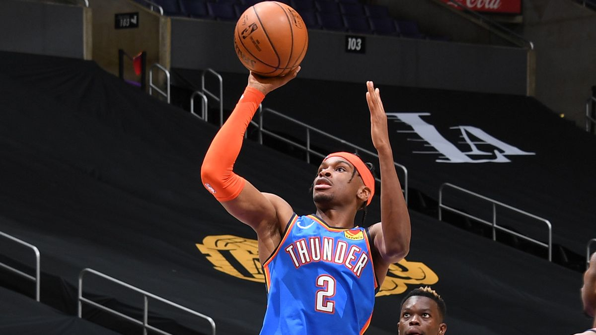 Thunder vs. Bucks NBA PRO Report: Sharp Action Taking Road Dogs In Milwaukee (Friday, Feb. 19) article feature image
