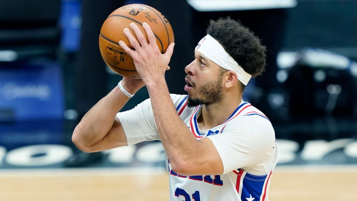DraftKings Sportsbook Promo: Bet $1, Win $100 if the 76ers Make a 3-Pointer! article feature image