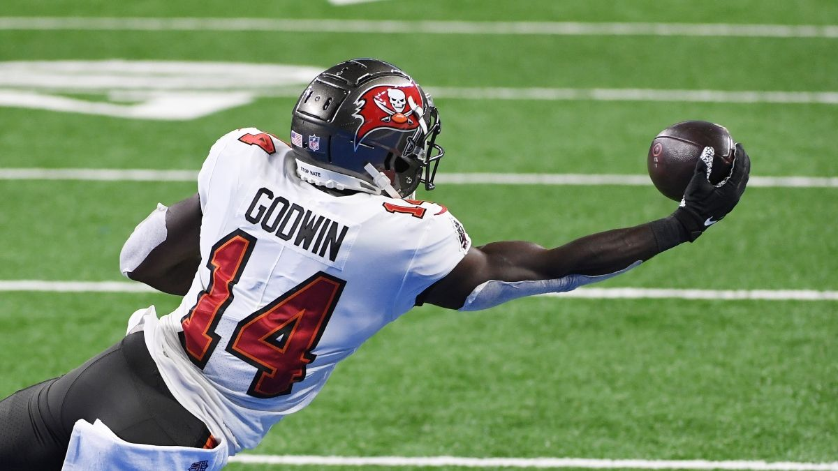 Chris Godwin Prop Bet: Target the Wide Receiver's Yards in Super Bowl 55 article feature image