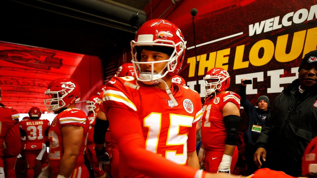 Super Bowl Prop Bets For Chiefs vs. Buccaneers: A Patrick Mahomes Under, A Trio of Receiving Picks, More article feature image