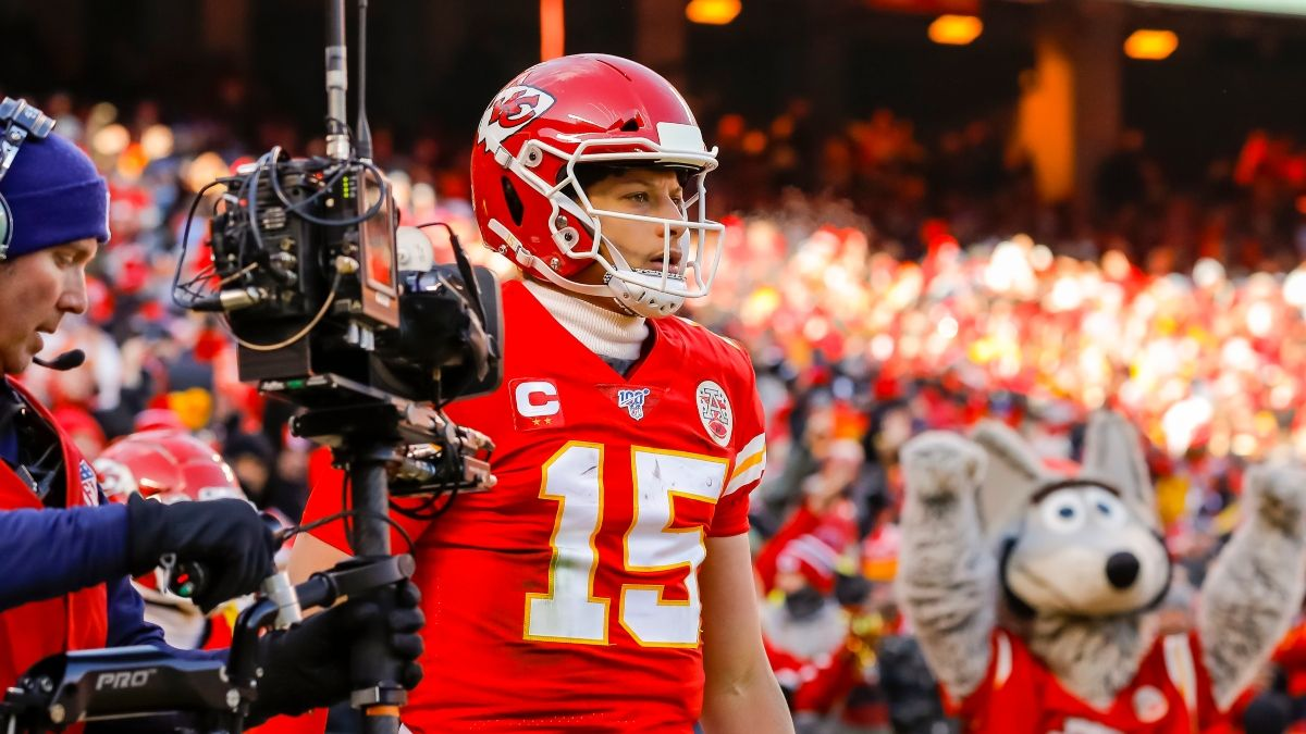 Latest Super Bowl Odds For Chiefs vs. Buccaneers: Your Guide To Betting Sunday's Spread article feature image