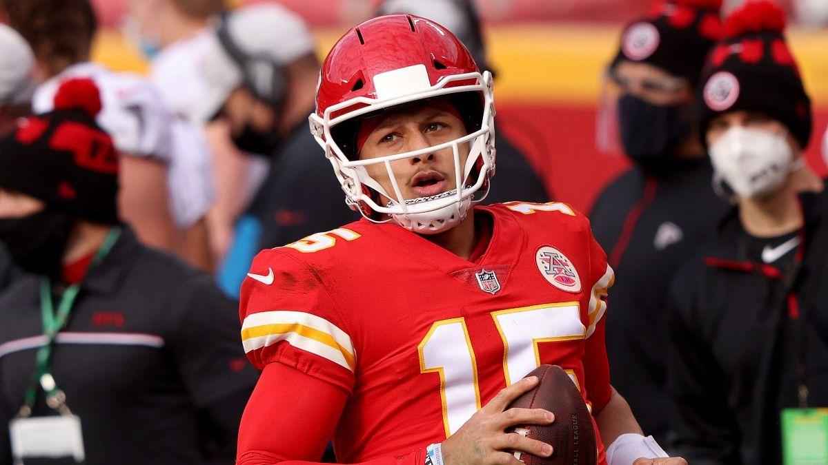 Patrick Mahomes Super Bowl 55 Prop Picks: 3 Ways to Bet the Chiefs QB Sunday vs. Bucs article feature image
