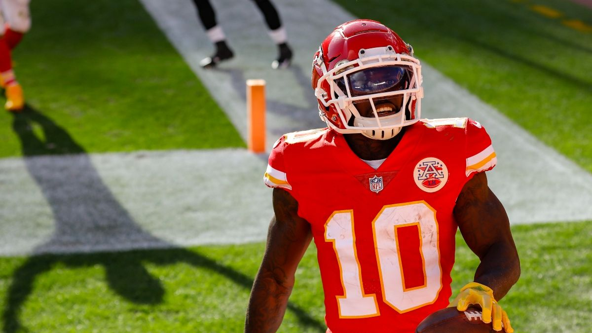 5 NFL Player Prop Picks for Week 5: Courtland Sutton, Tyreek Hill Lead Our Best PrizePicks Plays article feature image