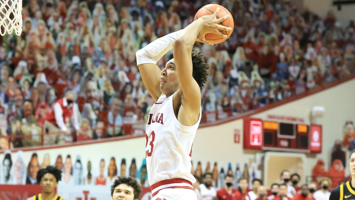 College Basketball Odds & Pick for Indiana vs. Rutgers: Expect Plenty Of Points in Crucial Big Ten Showdown article feature image
