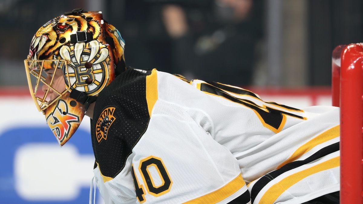 NHL Odds & Pick for Bruins vs. Islanders: Defenses Should Steal Spotlight in New York (Saturday, Feb. 13) article feature image