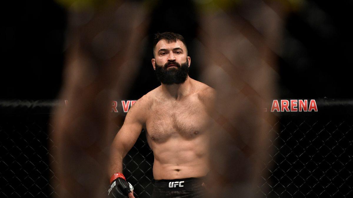 UFC Fight Night Odds & Picks: Andrei Arlovski vs. Tom Aspinall (Feb. 20) article feature image