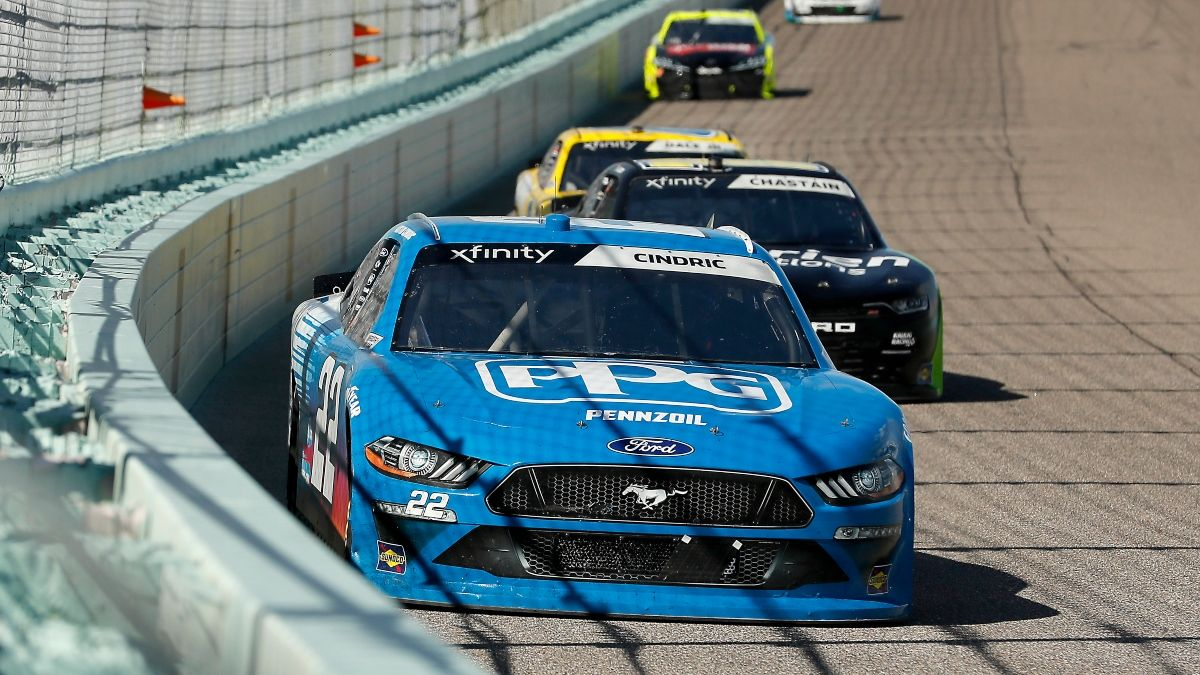 NASCAR XFINITY Series at Homestead Odds, Picks: The Matchup Bet To Make for the Contender Boats 250 (Saturday, Feb. 27) article feature image