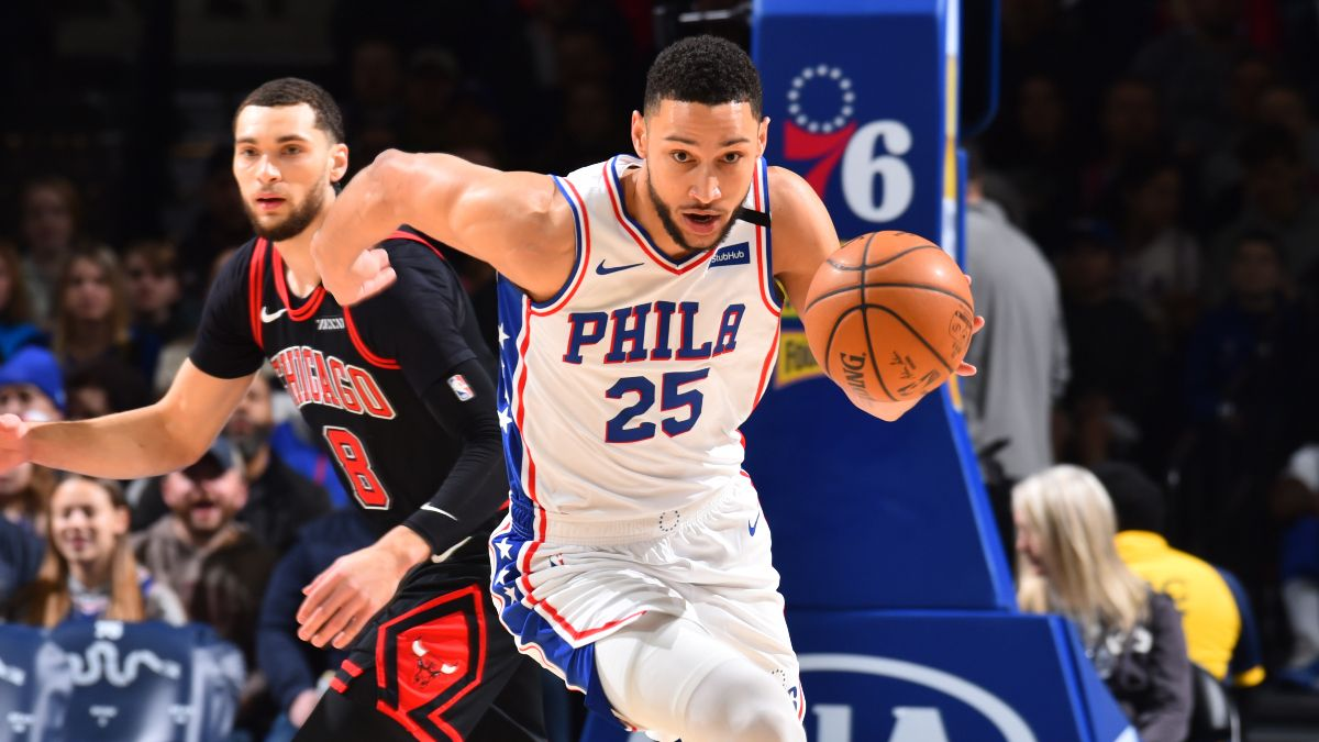 Warriors vs 76ers NBA Odds & Picks: Philadelphia Seeks First Home Cover Since March (Monday, April 19) article feature image