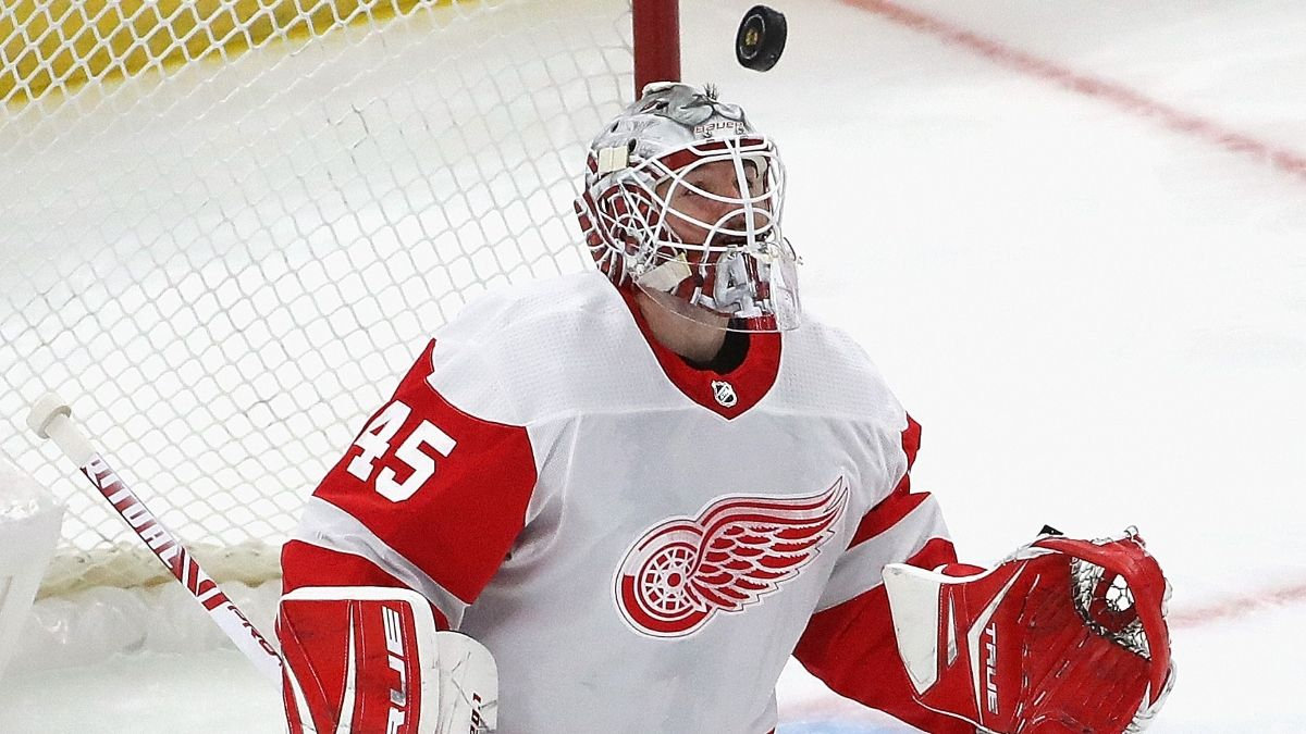 Thursday NHL Betting Picks: Our Favorite Bets for Feb. 24 Including Predators-Red Wings & Blue Jackets-Blackhawks article feature image