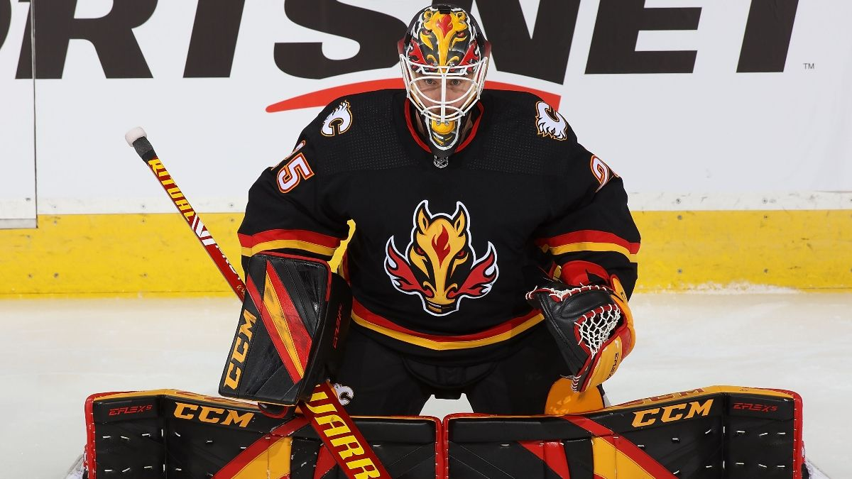 NHL Odds & Pick for Edmonton Oilers vs. Calgary Flames: How To Bet the Battle of Alberta (Friday, Feb. 19) article feature image