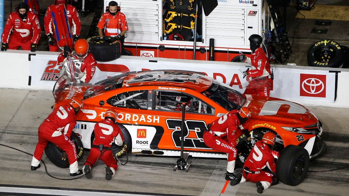 Daytona 500 Betting Odds: Denny Hamlin Favored for Sunday's Race, Bubba Wallace a Big Mover article feature image