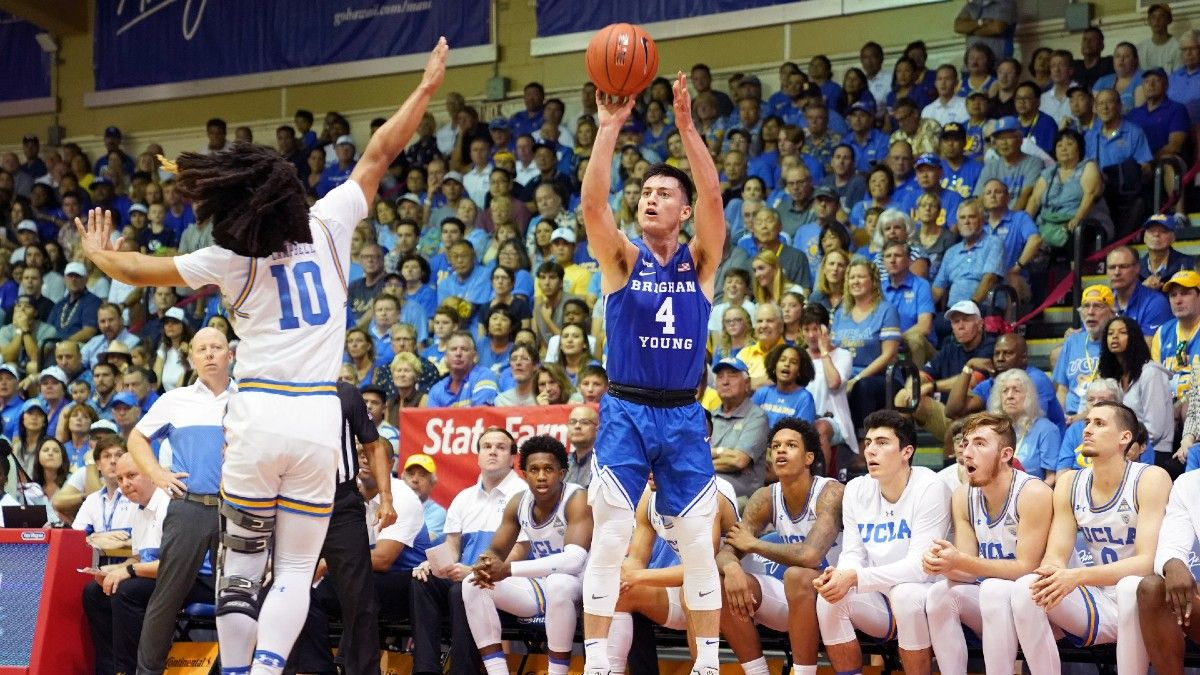 San Francisco vs. BYU College Basketball Odds, Picks & Predictions (Thursday, Feb. 25) article feature image