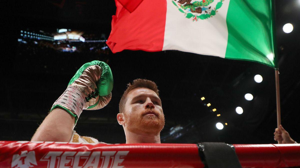 Unibet Virginia Boxing Odds, Promo: Bet Canelo Álvarez Risk-Free up to $1,000! article feature image