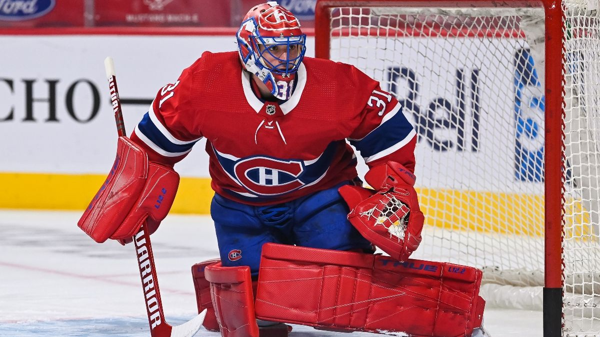 Oilers vs. Canadiens NHL Odds & Pick: Bet Montreal on Monday With the Right Starting Goaltender (April 5) article feature image