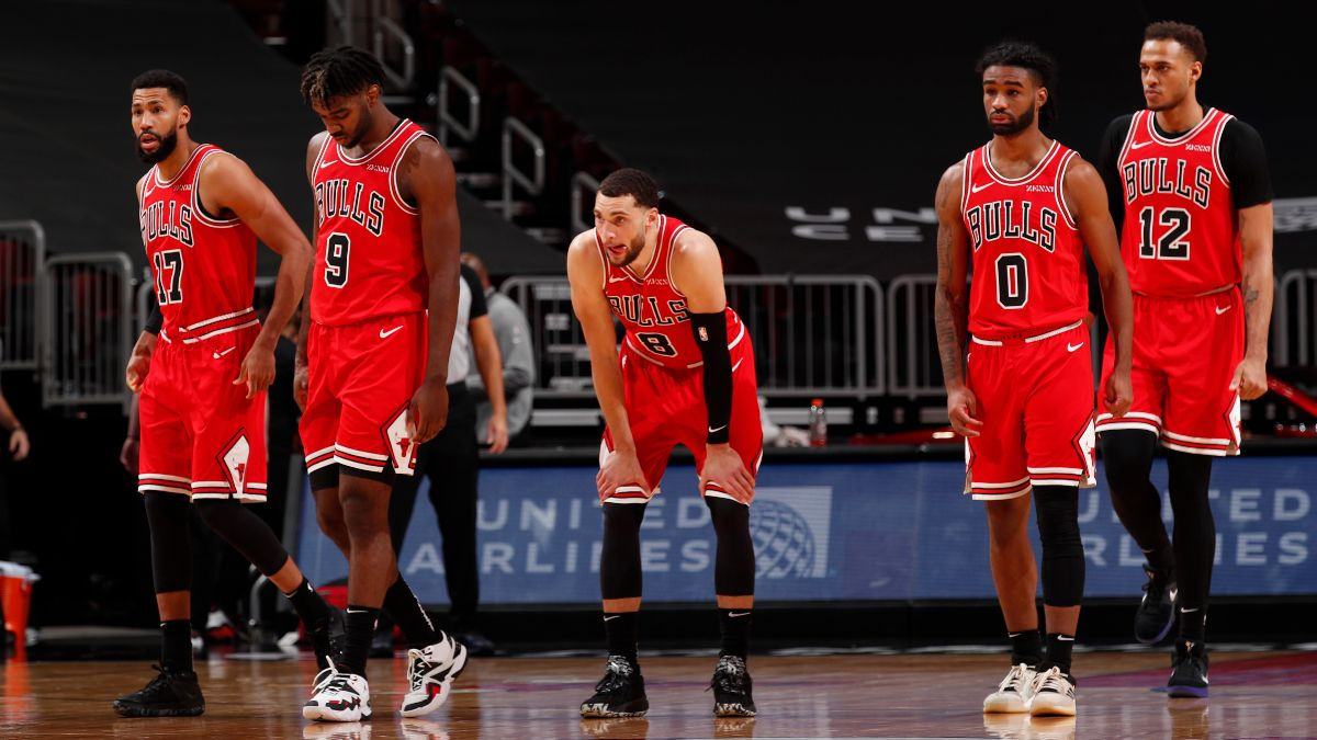 NBA Odds & Picks for Pistons vs. Bulls: Sharp Money Coming In On the Under article feature image