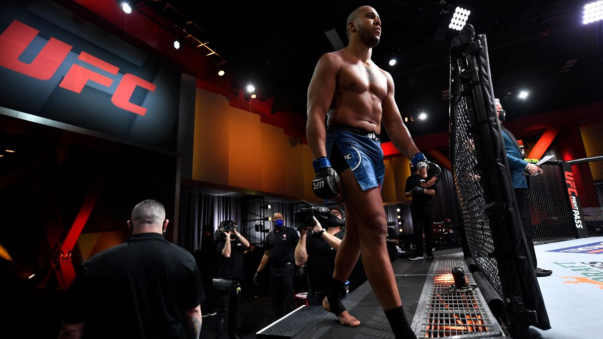UFC Fight Night Odds, Schedule & TV Channel: Ciryl Gane Favored to Extend Winning Streak vs. Jairzinho Rozenstruik article feature image