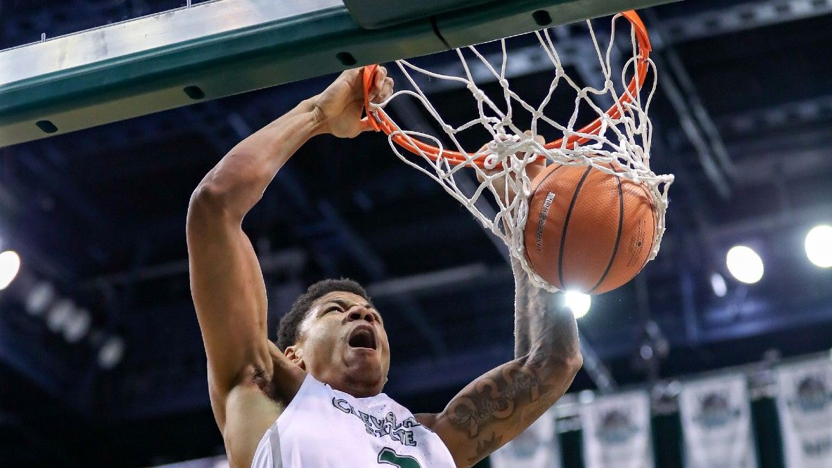 Horizon League Tournament Betting Preview: Value on Cleveland State & Northern Kentucky article feature image