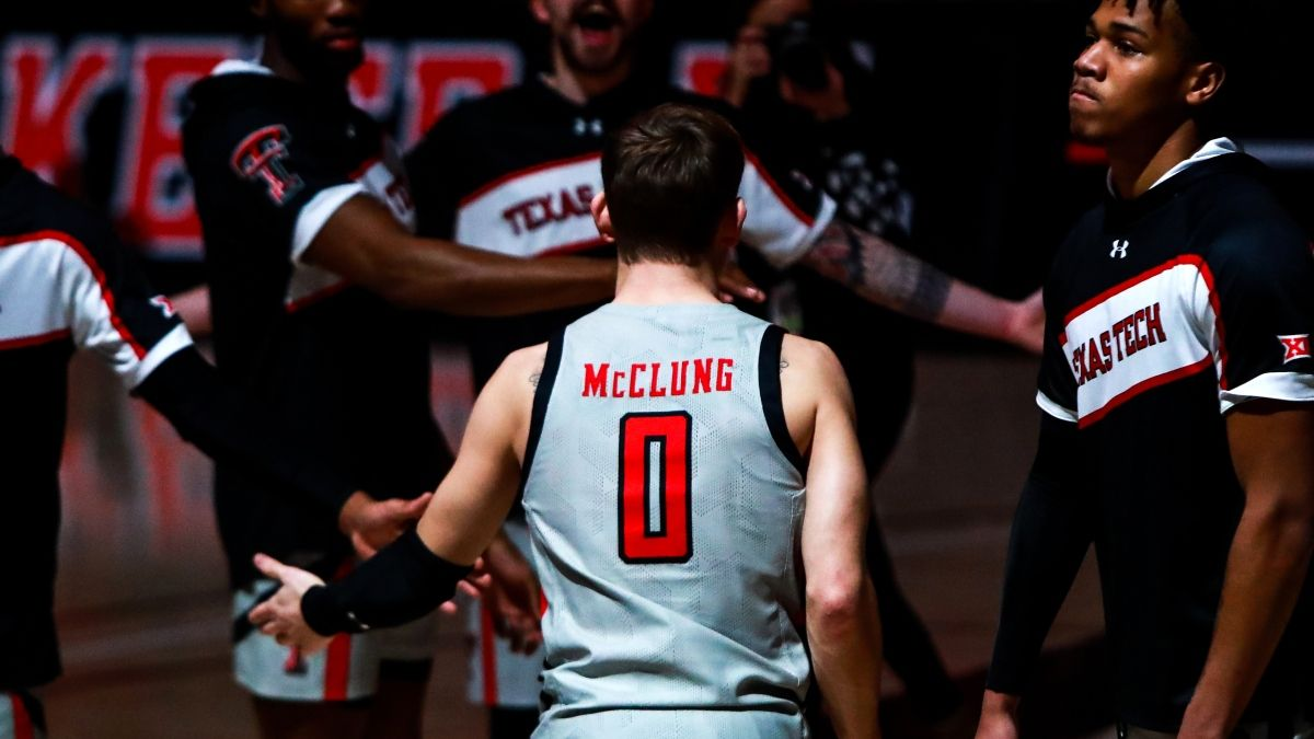 10 College Basketball Regression Candidates: Texas Tech, West Virginia & More Slated For Positive Or Negative Turns article feature image