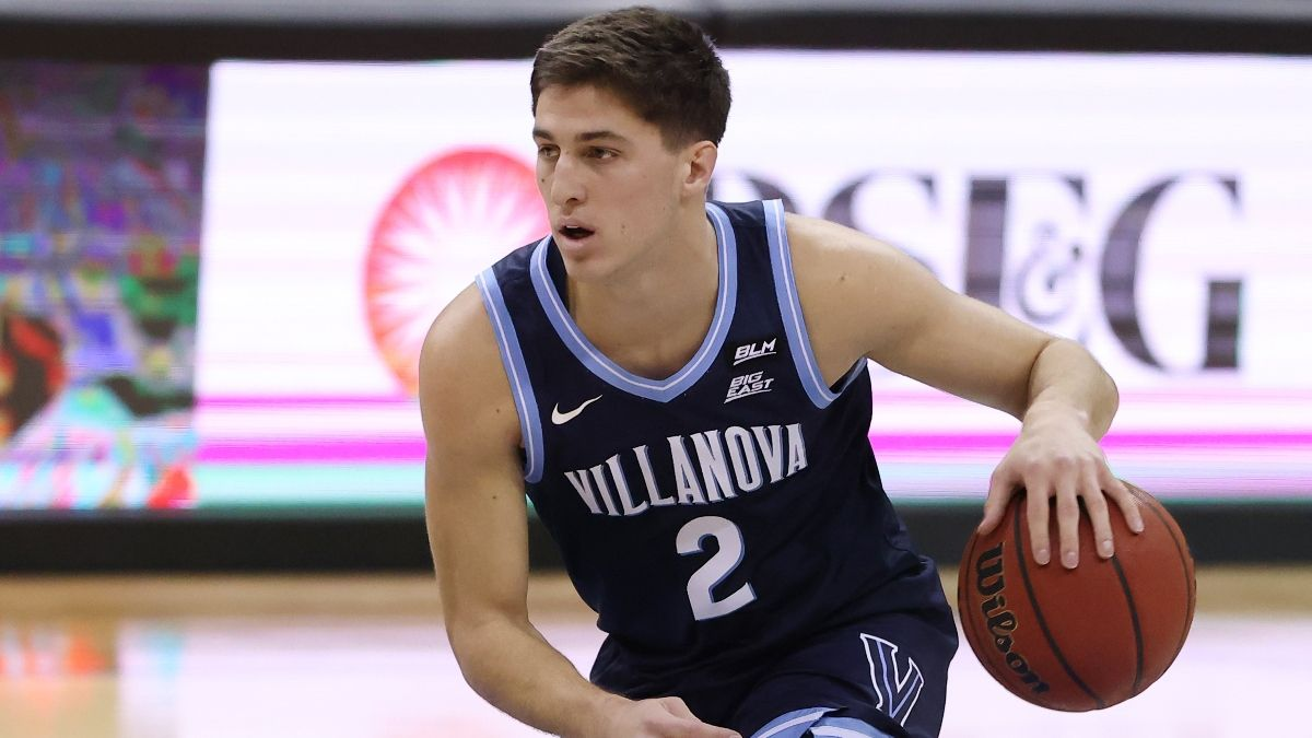 Odds & Pick for St. John's vs. Villanova College Basketball: Target the Total in Big East Matchup article feature image