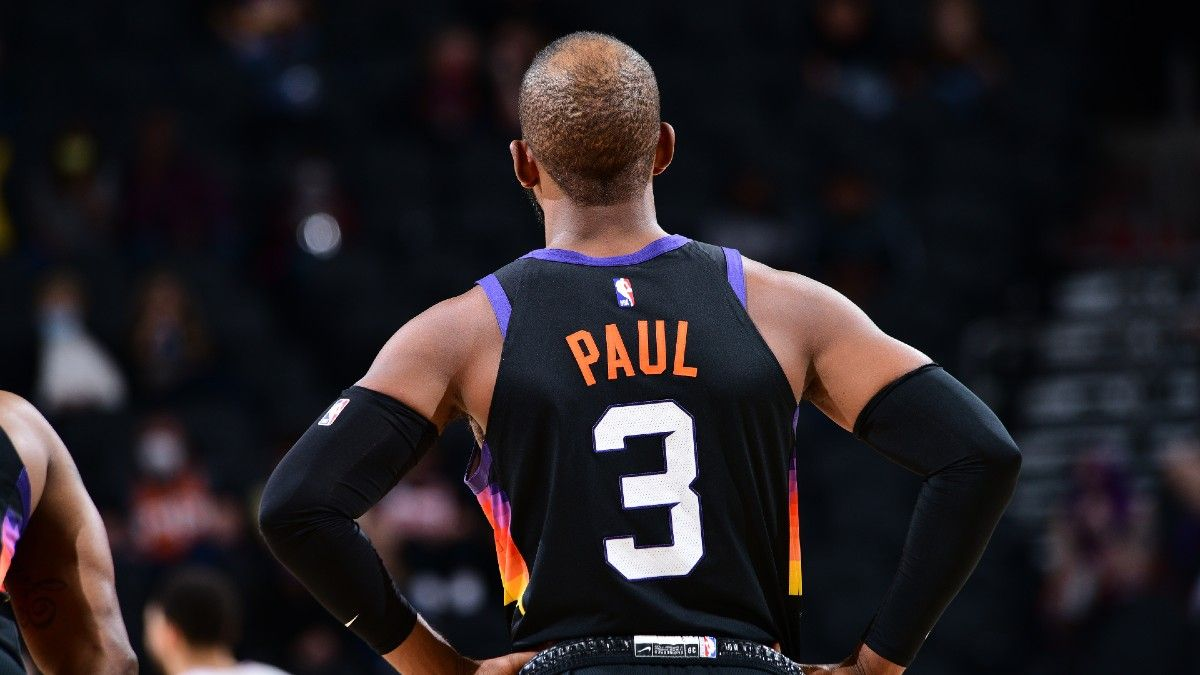 NBA Player Prop Bets, Picks: Fade Chris Paul's Assists Numbers (Saturday, Feb. 20) article feature image