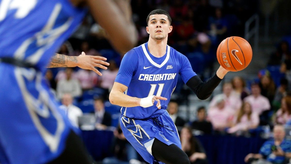 Xavier vs. Creighton Basketball Odds & Pick: Bet the Bluejays In Saturday's Big East Battle article feature image