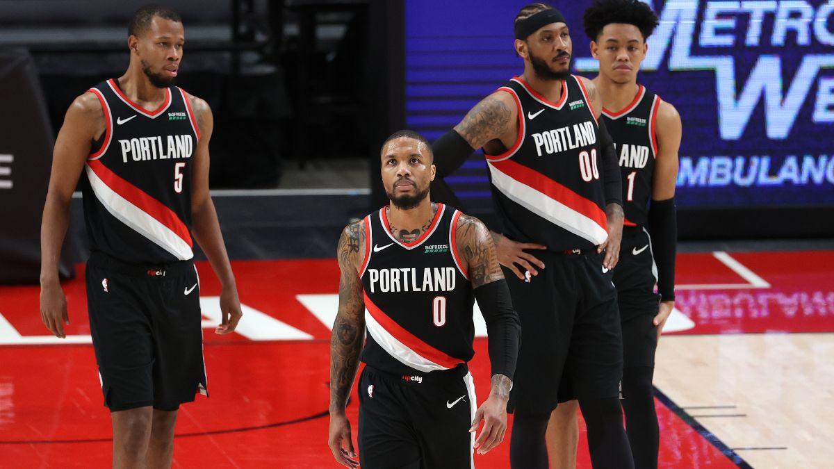 NBA Odds & Picks for Hornets vs. Trail Blazers: Back Portland to Snap Its Losing Streak (Monday, March 1) article feature image