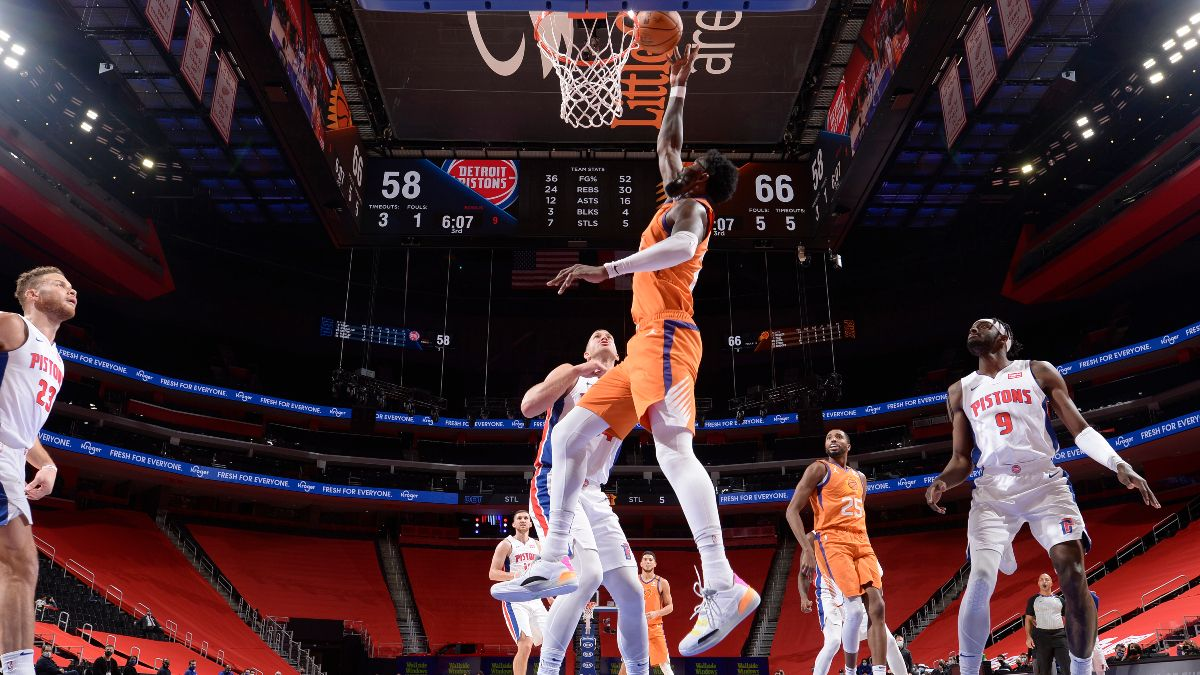 Friday NBA Player Prop Bets & Picks: Expect Dominance on the Glass from Deandre Ayton (Feb. 5) article feature image
