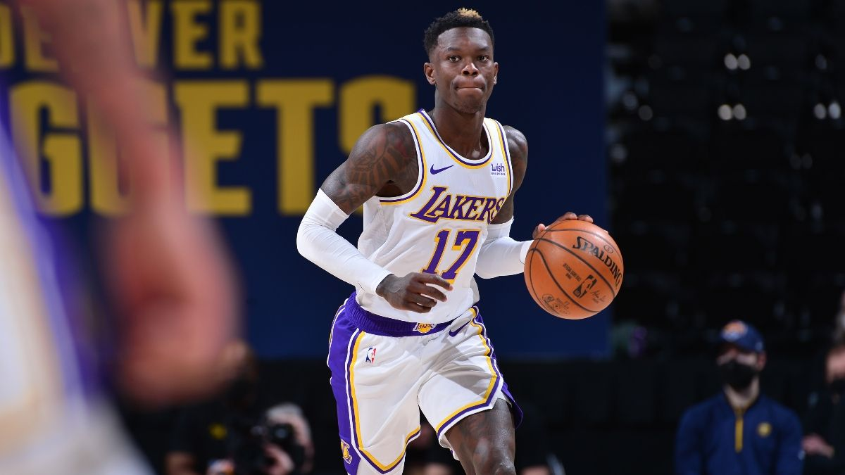 Trail Blazers vs. Lakers NBA Odds & Picks: Back the Champs with Schroder Returning article feature image