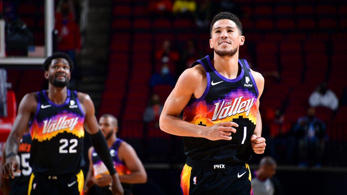NBA Odds & Picks: Best Bets for Raptors vs. Grizzlies, Cavaliers vs. Suns (Monday, Feb. 8) article feature image